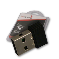 Viobyte Wireless WiFi 150Mbps Dongle USB Adaptor