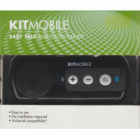 Bluetooth Hands-free Car Kit Universal Sun Visor Mount KitMobile