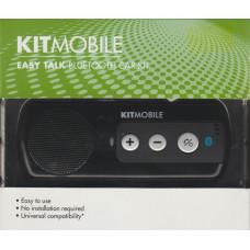 Bluetooth Hands-free Car Kit Universal Sun Visor Mount KitMobile