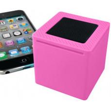 ONN 2W Mini Bluetooth Speaker pink