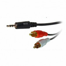 Stereo Jack 3.5mm to RCA