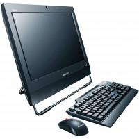 Refurbished Lenovo ThinkCentre M71z 20 inch All-In-One Desktop PC (Intel Pentium 2.8GHz, RAM 4GB, HDD 500GB, DVDRW, WLAN, Webcam, Windows 10 Professional 64-bit