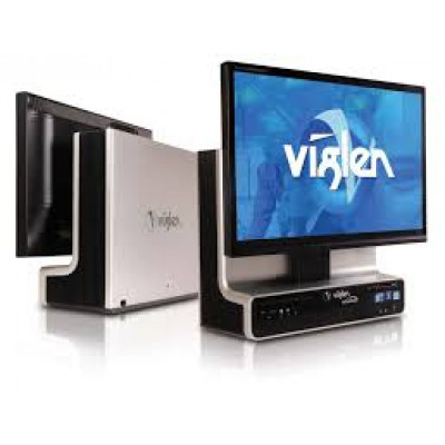 Refurbished Viglen Omnino 4 All-In-One Desktop PC (Intel i3 3.4GHz, RAM 4GB, HDD 500GB, DVDRW, Windows 10 Professional 64-bit