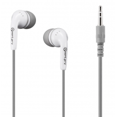 Amplify Revolutionary In-Ear 3.5mm Earbuds Earphones With Multiple Ear-Tips