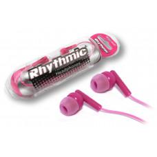 Ultramax Rhythmic High Quality In-Ear Earphones - Pink -