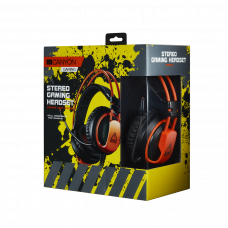 Canyon 3.5mm Jack Pro Level Gaming Headset with Microphone