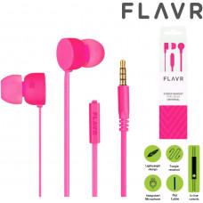 Flavr Stereo Headset earpods Universal - Blue