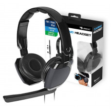 Subsonic Stereo Gaming Headset For Playstation 4, PS4 VR & Xbox One With Detachable Microphone