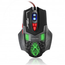 Sumvision Panzer Colour LED Gaming Mouse