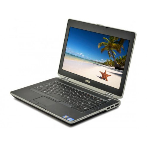 "Refurbished Dell Latitude E6430 14.1"" Core i5-3320M 4GB 500GB HDD DVDRW WiFi Windows 10 Professional 64-Bit Laptop PC"