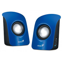 Genius SP-U115 Blue USB Powered PC 2.0 Speakers