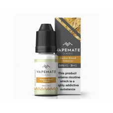 Amber Blend Vapemate classic E liquid 6mg 10ml