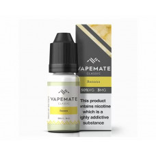 Banana Vapemate classic E liquid 6mg 10ml