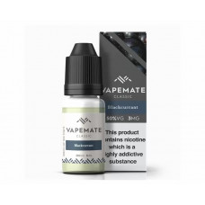 Blackcurrant Vapemate classic E liquid 6mg 10ml