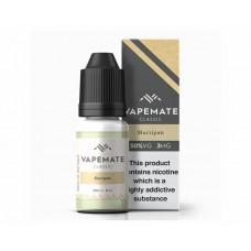 Marzipan NICOTINE FREE Vapemate classic E liquid 0mg 10ml