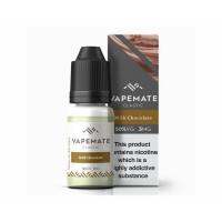 Milk Chocolate NICOTINE FREE Vapemate classic E liquid 0mg 10ml